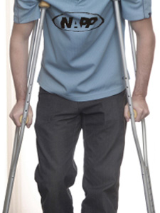Accessible Crutches