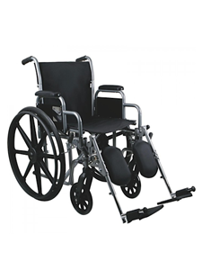 Elevating Leg Rest Wheelchair