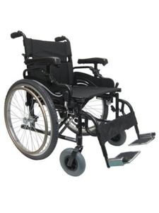 Bariatric Wheelchair with Leg Rest